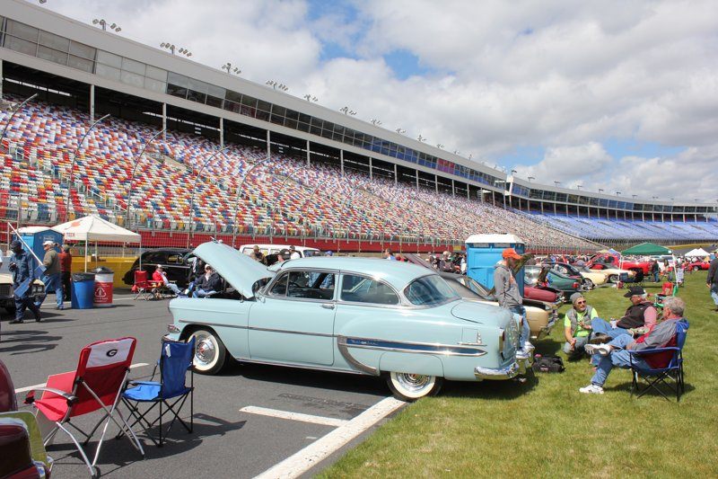 AACA Classic Car Show At The Charlotte Motor Speedway Charlotte - Charlotte motor speedway events car show