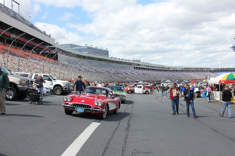 Food Lion Auto Fair 2020.Aaca Classic Car Show At The Charlotte Motor Speedway