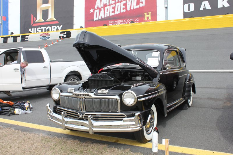 Aaca Classic Car Show At The Charlotte Motor Speedway